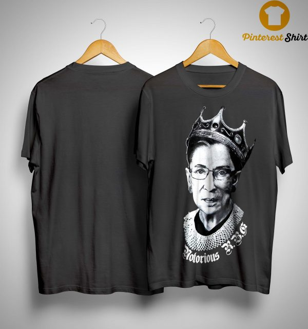 Pop Culture Icon Ruth Bader Ginsburg T Shirt