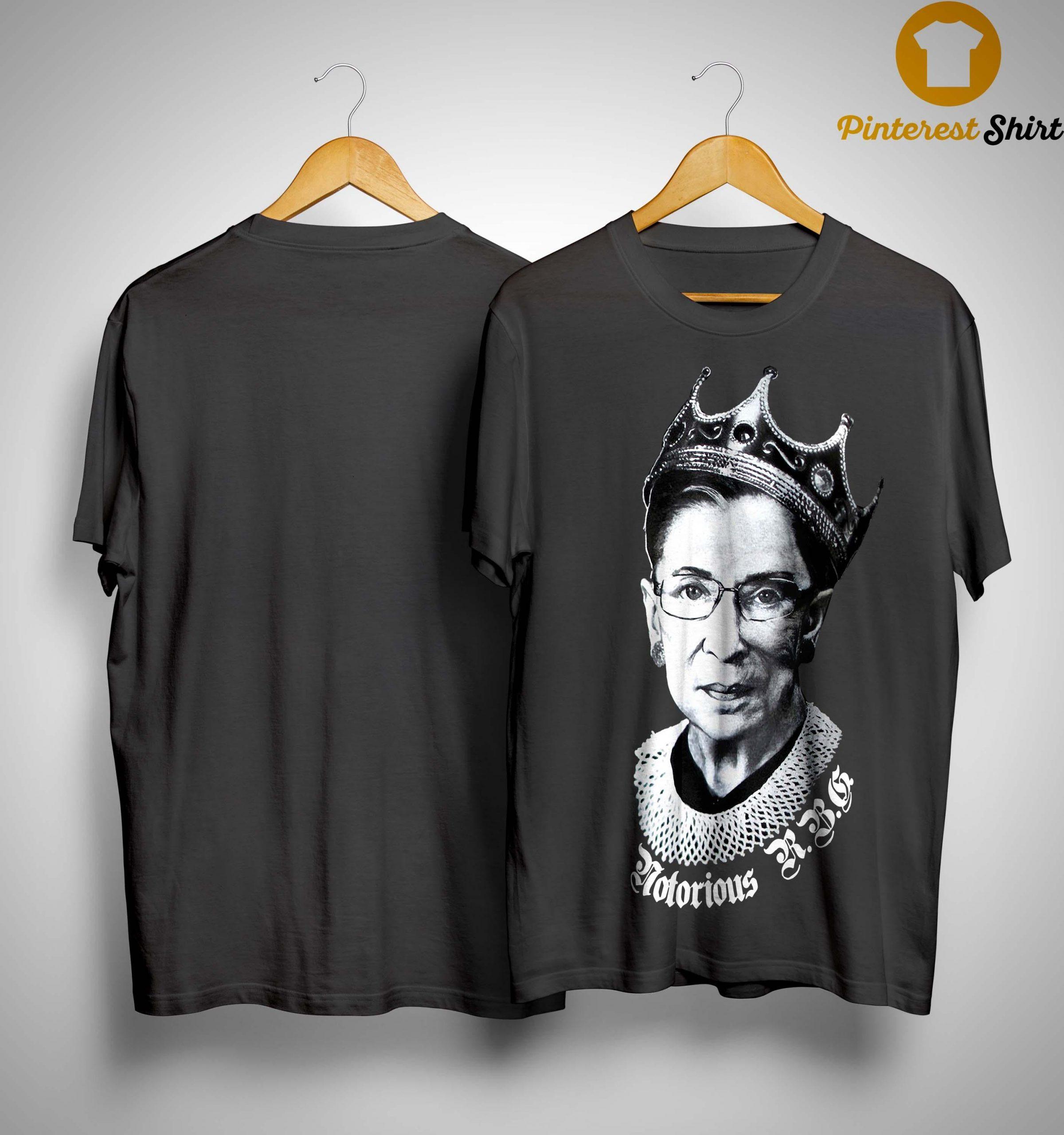 Pop Culture Icon Ruth Bader Ginsburg T Shirt