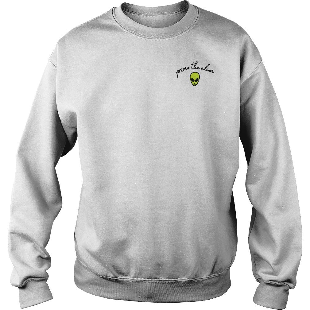 Primo The Alien Sweater