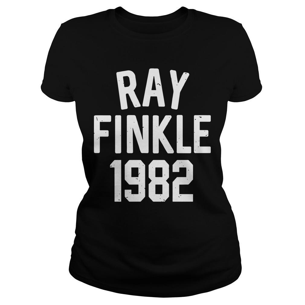 Ray Finkle 1982 Longsleeve