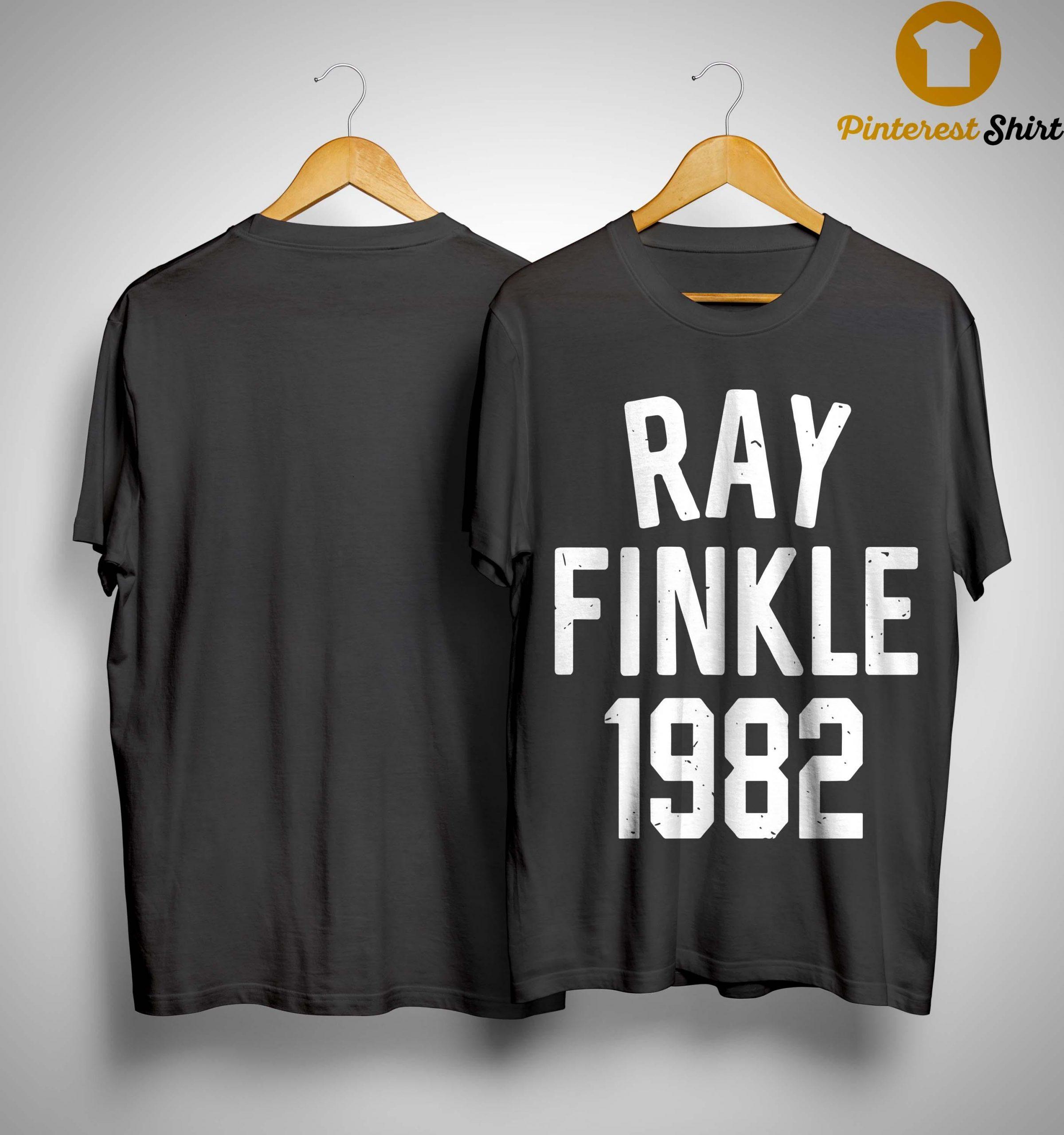 Ray Finkle 1982 Shirt