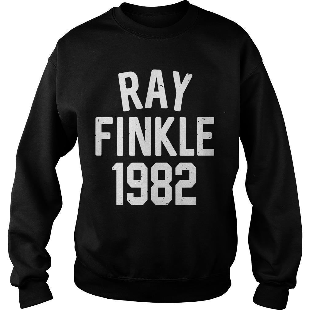 Ray Finkle 1982 Sweater