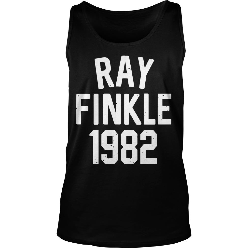 Ray Finkle 1982 Tank Top