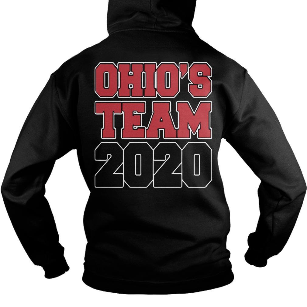 Republic Of Cincinnati Ohio's Team 2020 Hoodie