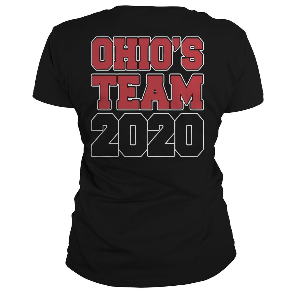 Republic Of Cincinnati Ohio's Team 2020 Longsleeve