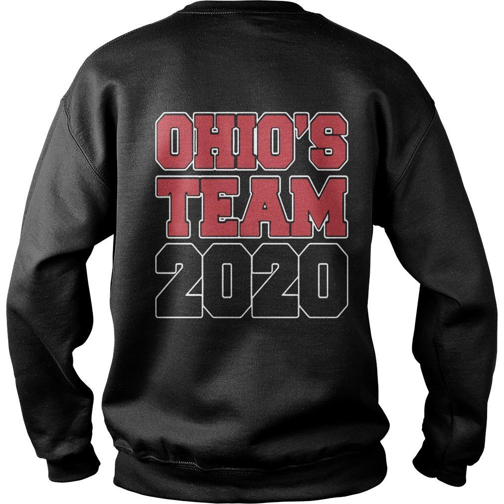 Republic Of Cincinnati Ohio's Team 2020 Sweater