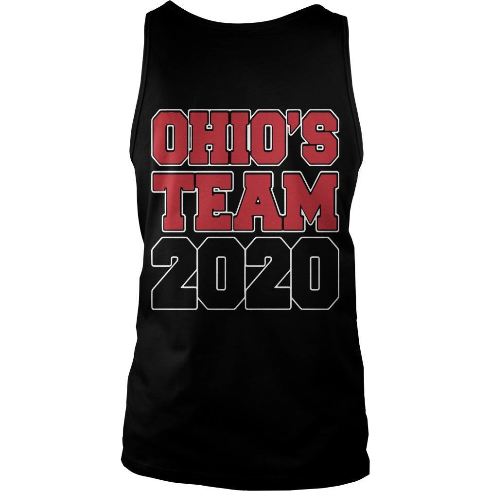 Republic Of Cincinnati Ohio's Team 2020 Tank Top