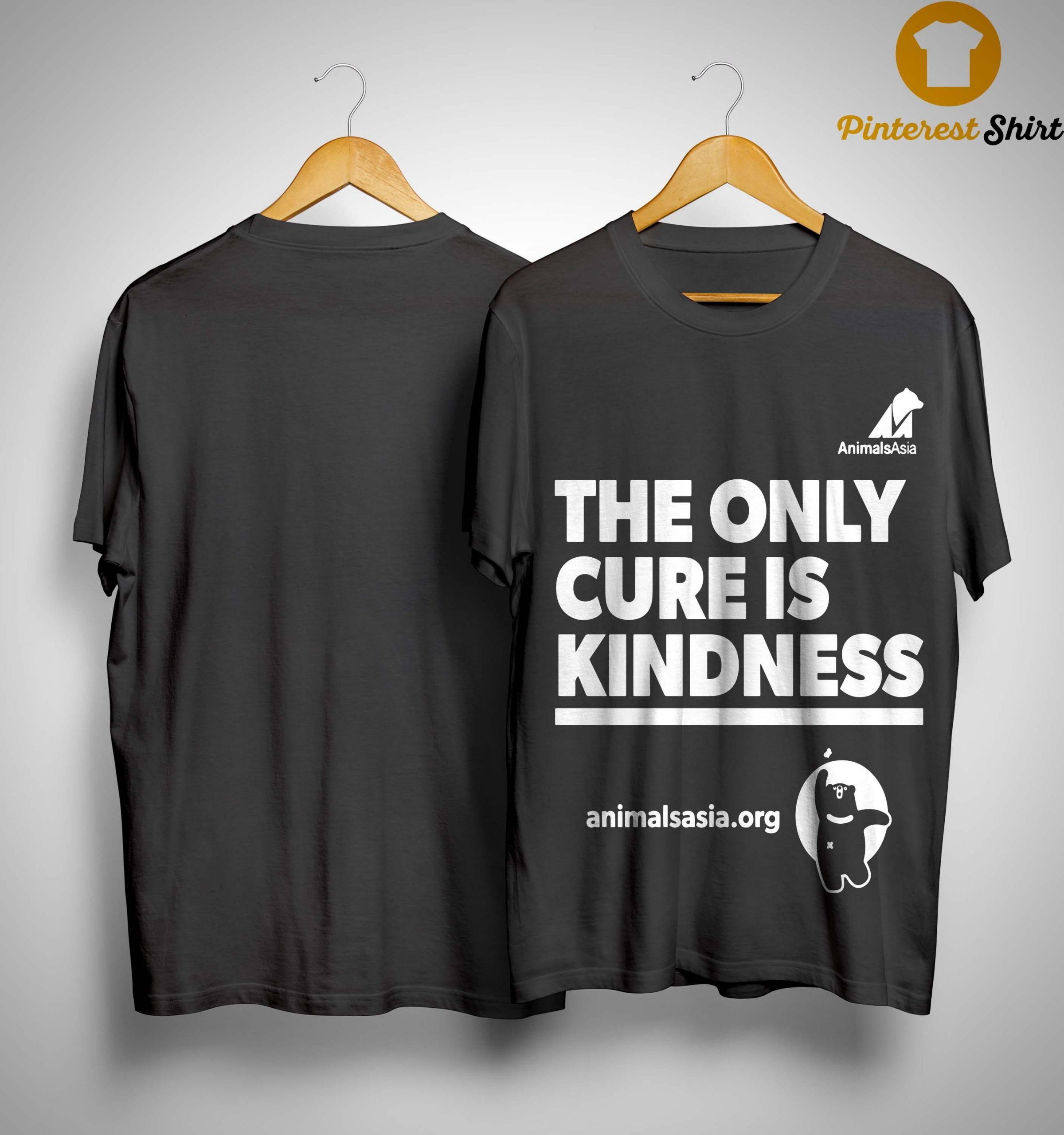 Ricky Gervais The Only Cure Is Kindness Shirt