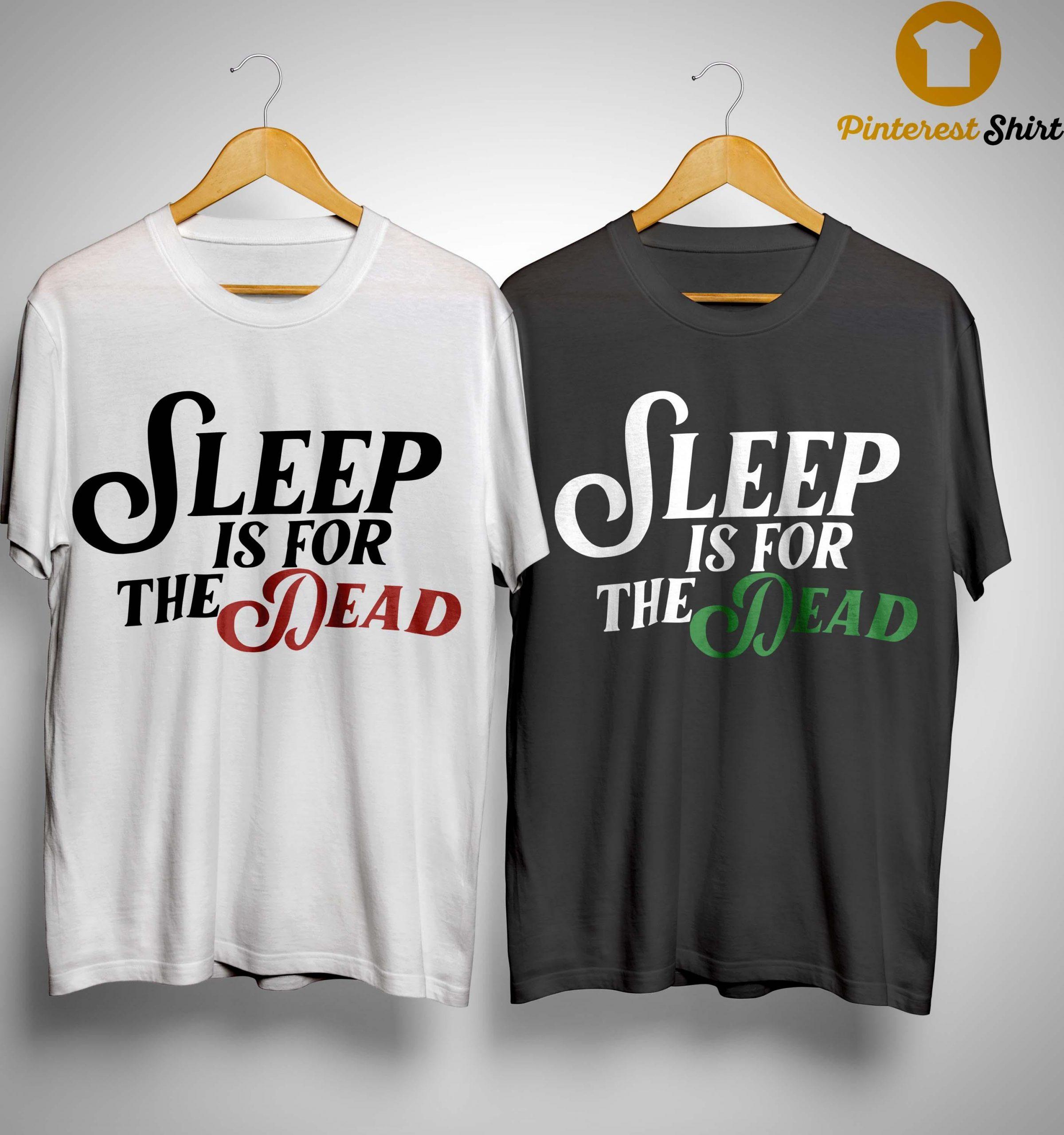 Sleeping Angel Shirt