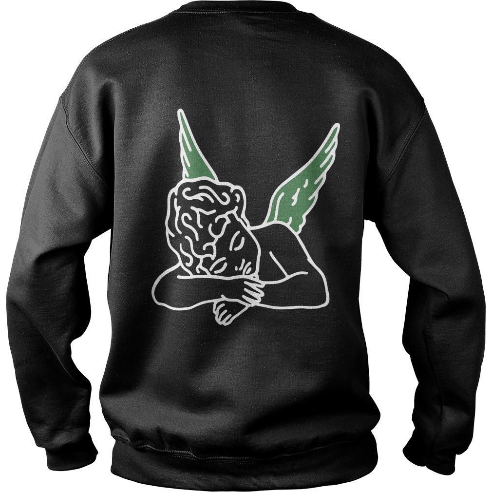 Sleeping Angel Sweater