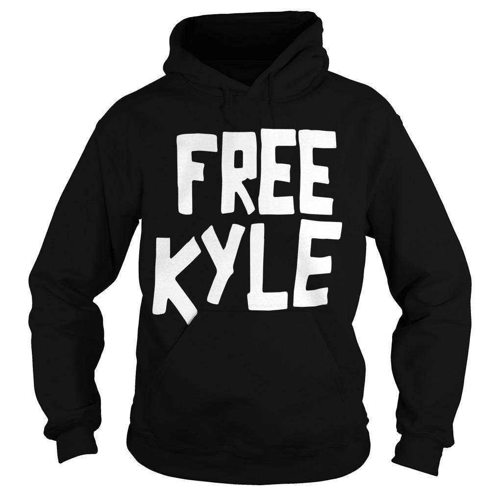 Sleeping Giants Free Kyle Hoodie