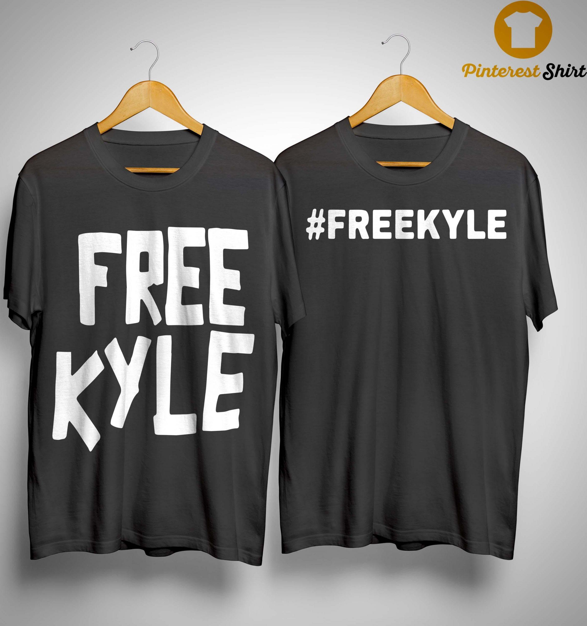 Sleeping Giants Free Kyle Shirt
