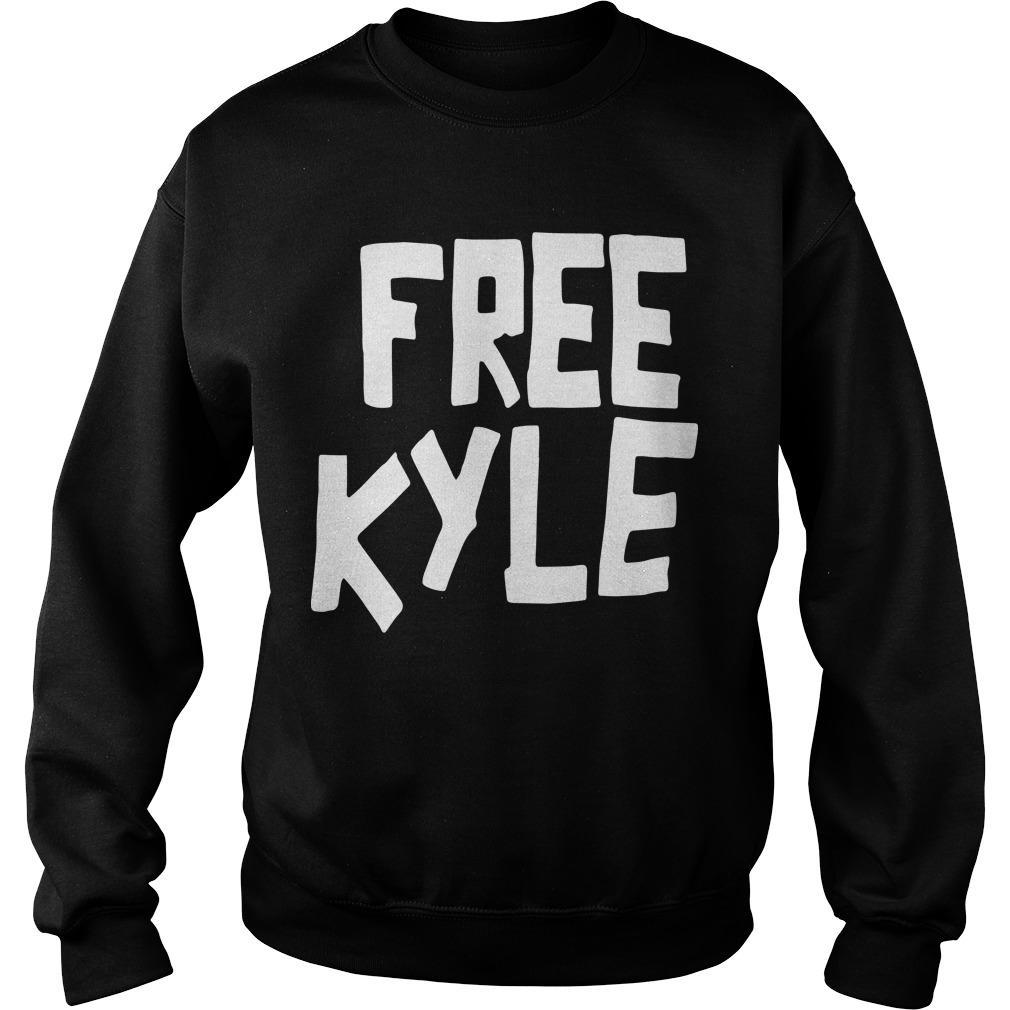 Sleeping Giants Free Kyle Sweater