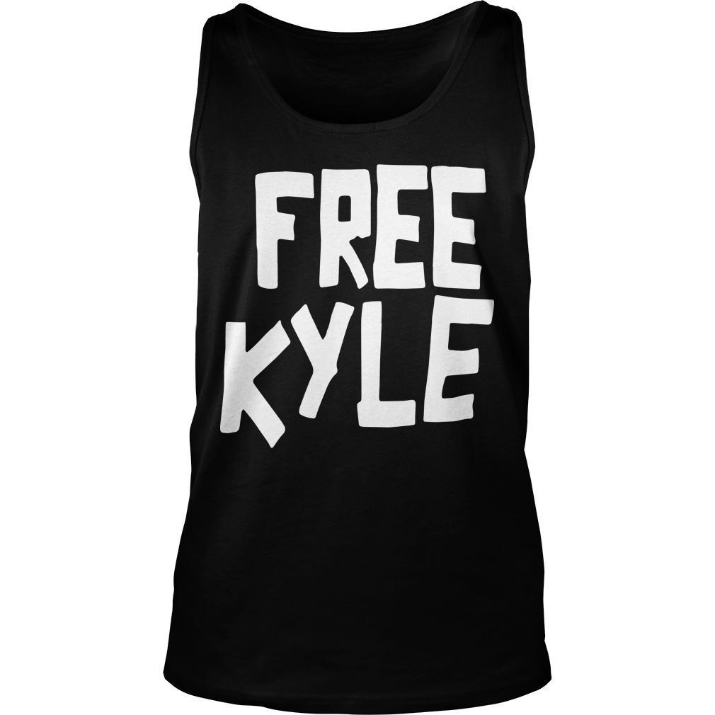 Sleeping Giants Free Kyle Tank Top