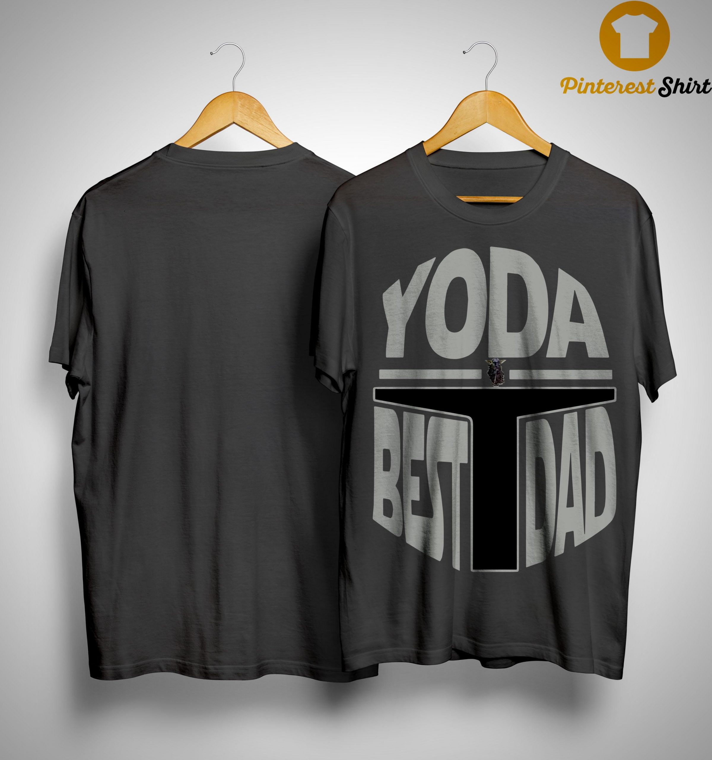 The Mandalorian Yoda Best Dad Shirt