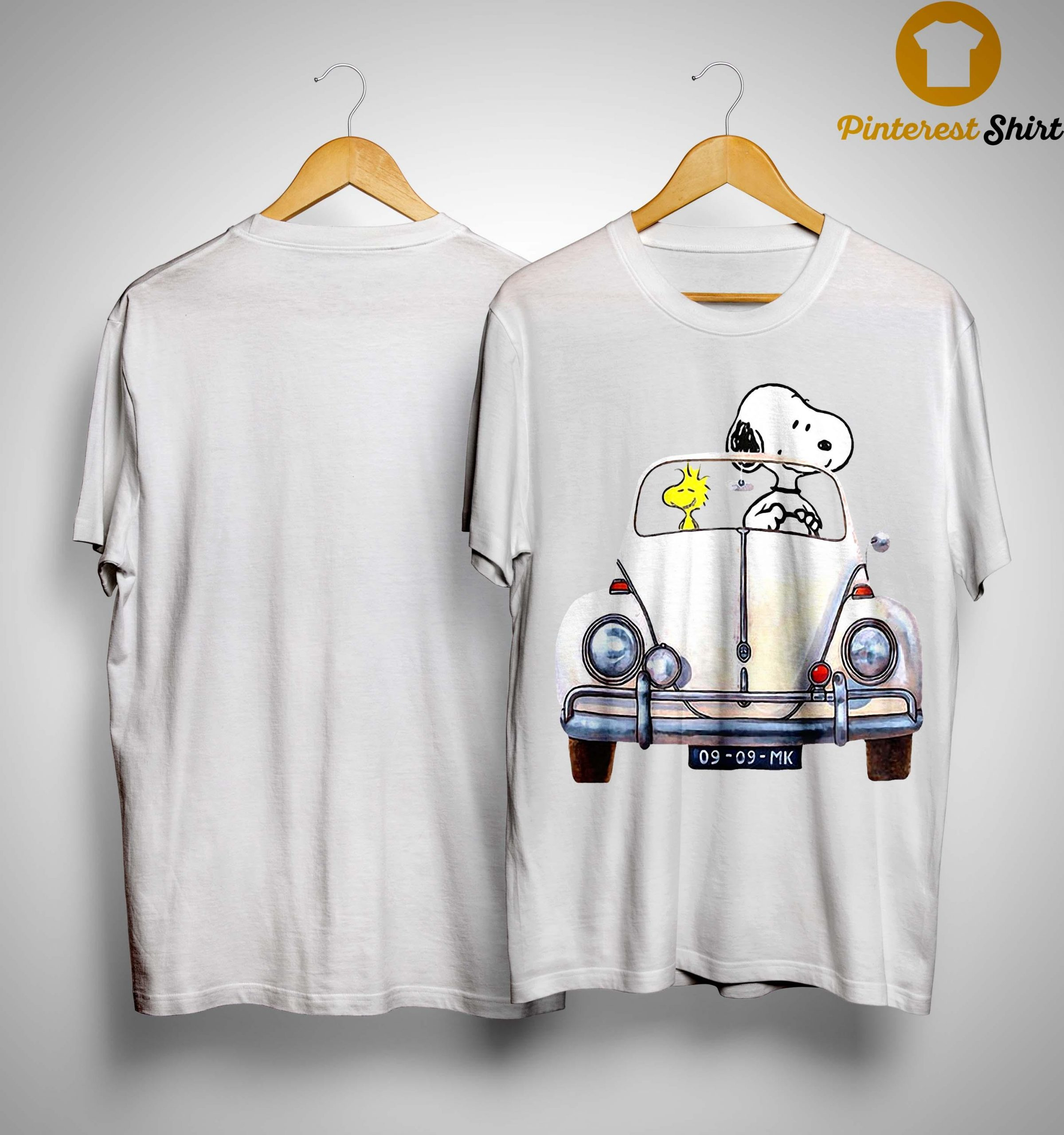 The Peanuts Snoopy 09 09 Mk Shirt