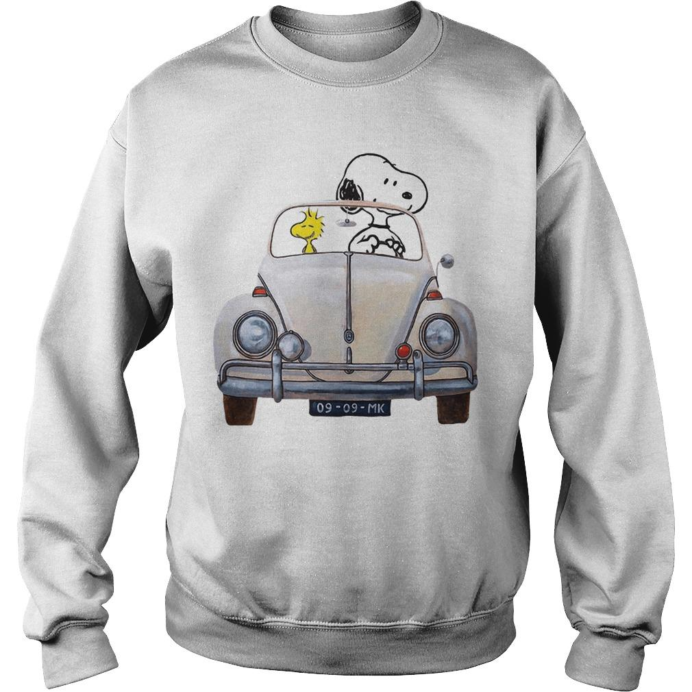 The Peanuts Snoopy 09 09 Mk Sweater