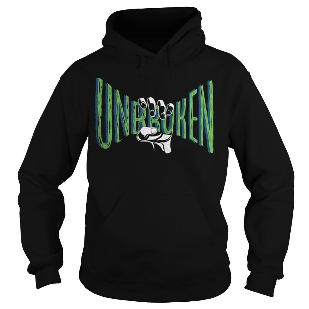 Timothy Omundson Unbroken Hoodie