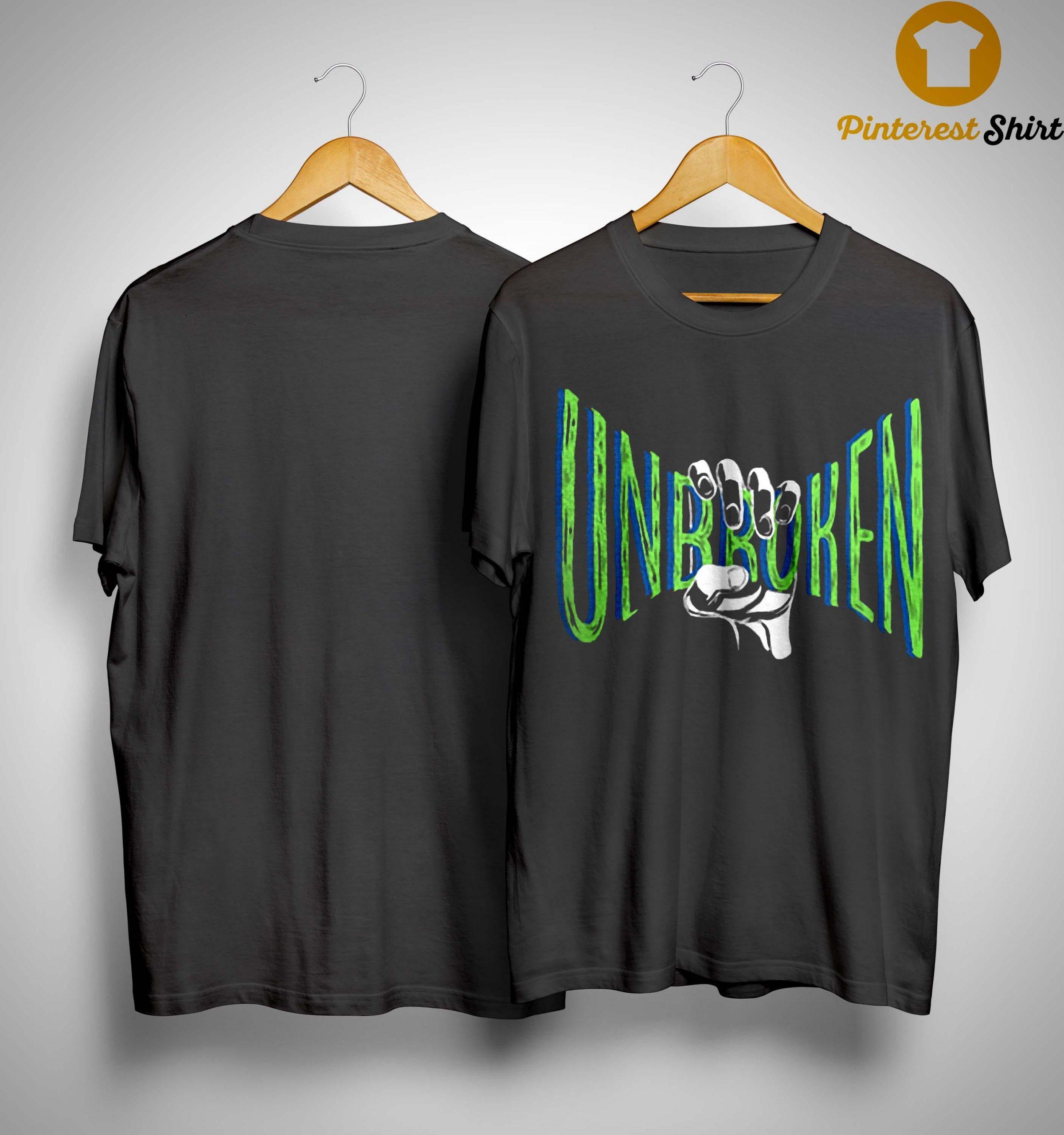 Timothy Omundson Unbroken Shirt
