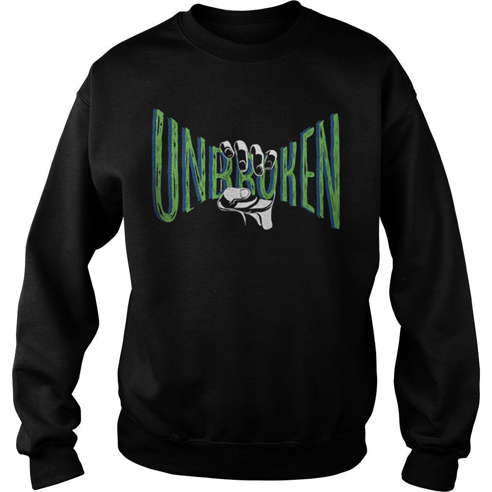Timothy Omundson Unbroken Sweater