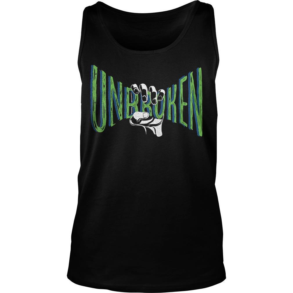 Timothy Omundson Unbroken Tank Top