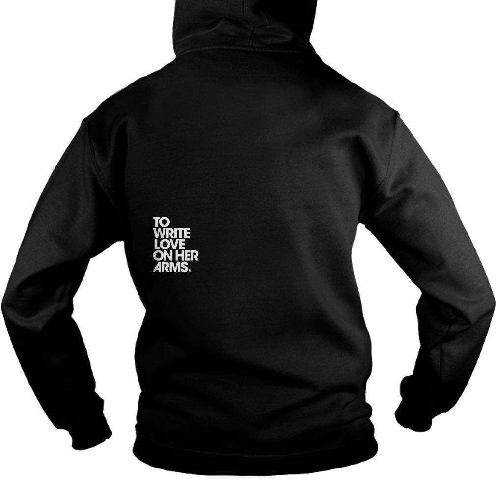 Twloha Hope Will Not Be Cancelled Hoodie