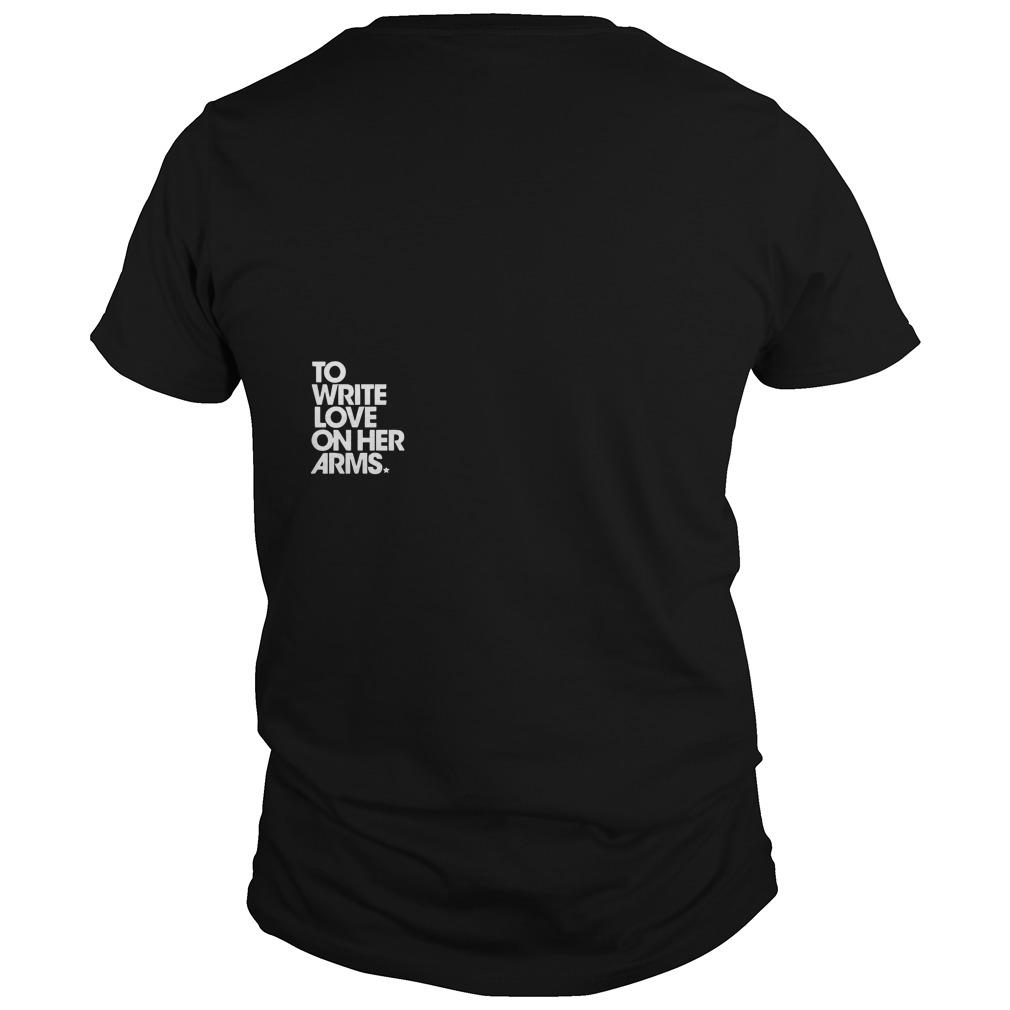 Twloha Hope Will Not Be Cancelled Shirt