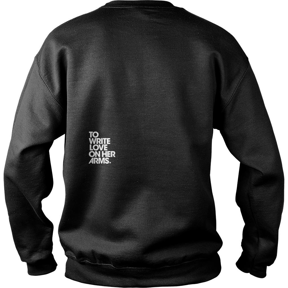 Twloha Hope Will Not Be Cancelled Sweater