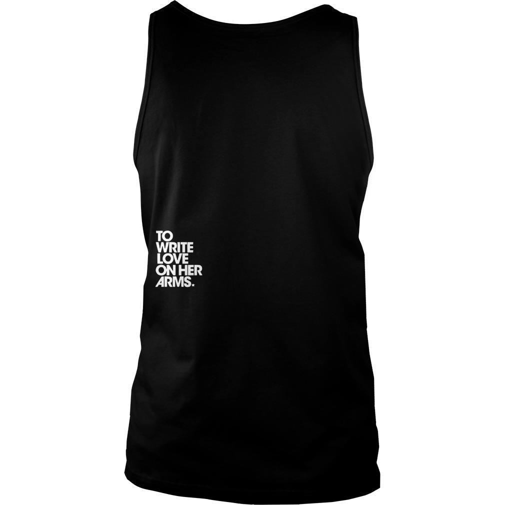 Twloha Hope Will Not Be Cancelled Tank Top