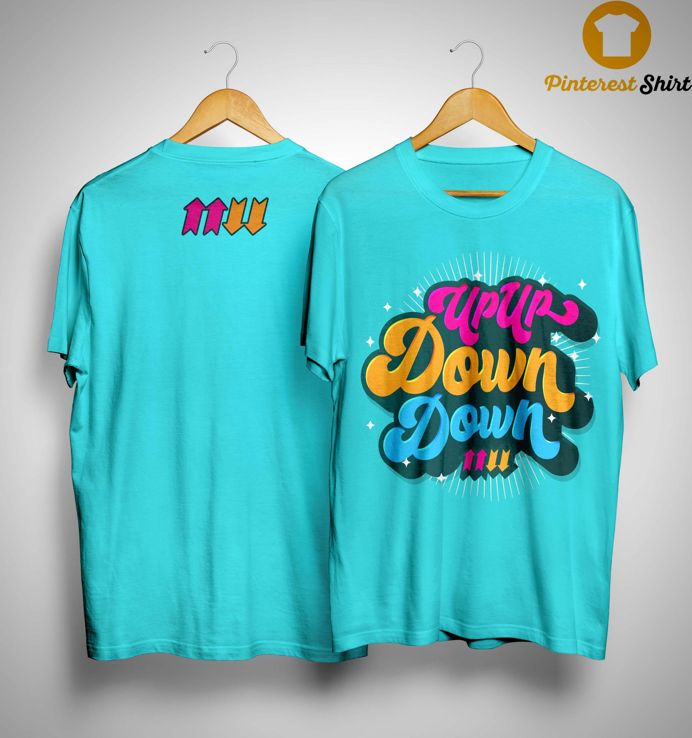 Up Up Down Down Shirt