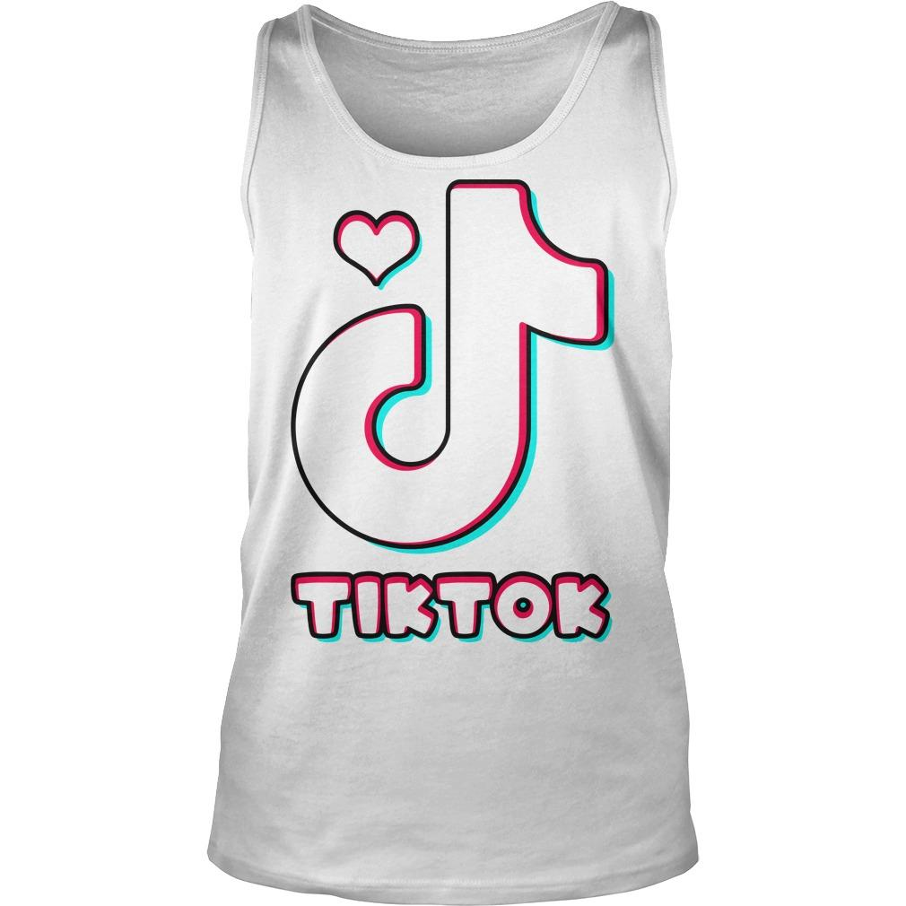 What Color Was The Babies Tiktok Tank Top