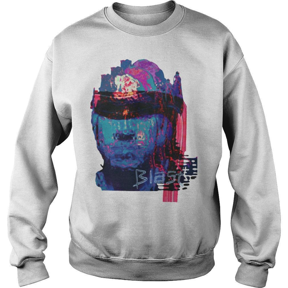 Blast Off Sweater