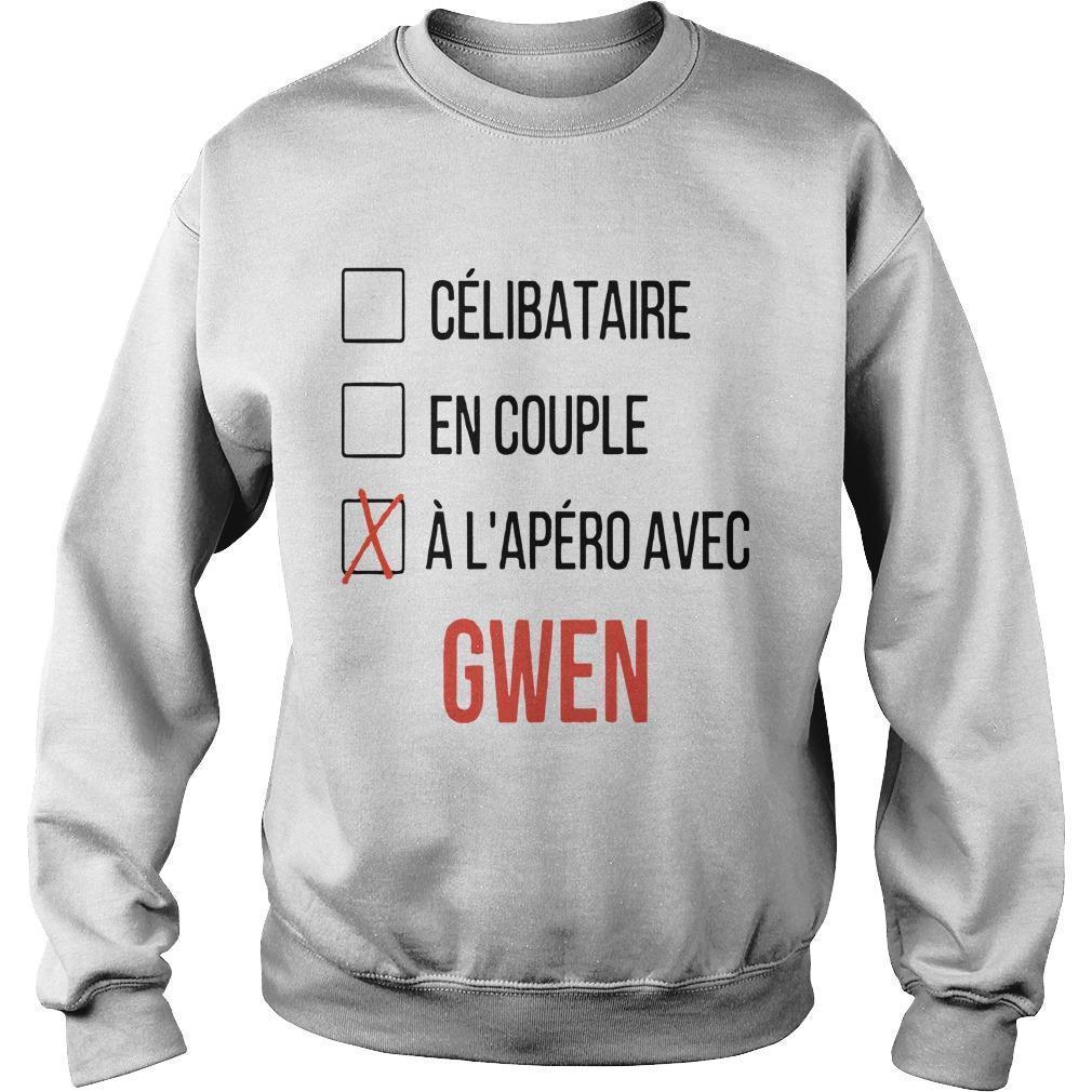 Célibataire En Couple À L'apéro Avec Gwen Sweater
