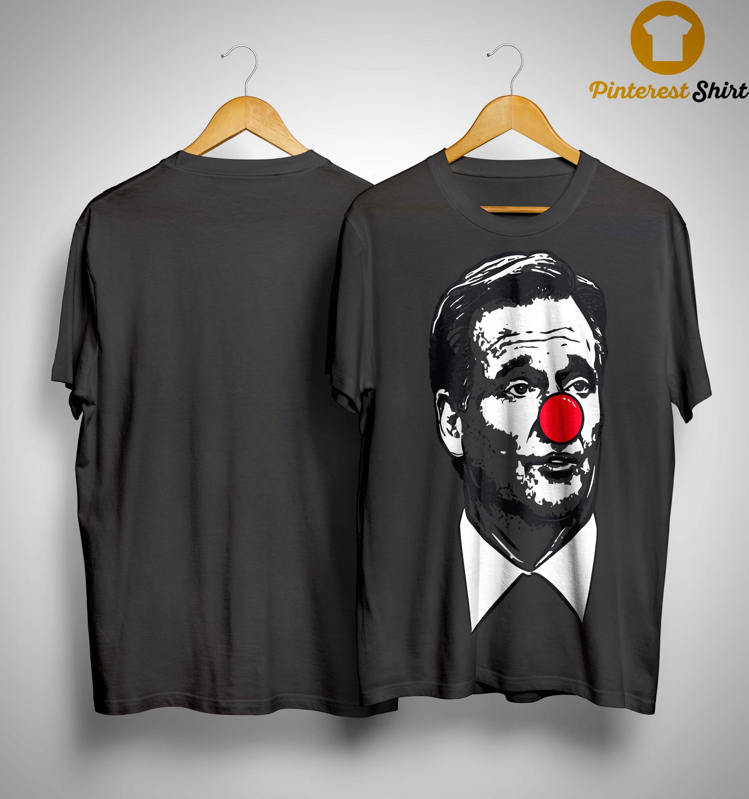 Chiefs Security Roger Goodell Clown Shirt