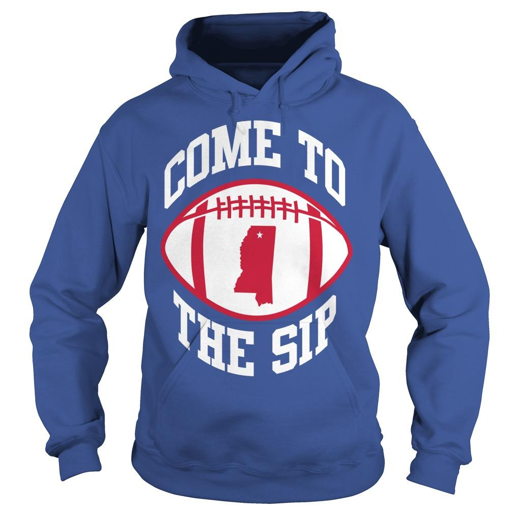 Come To The Sip Hoodie