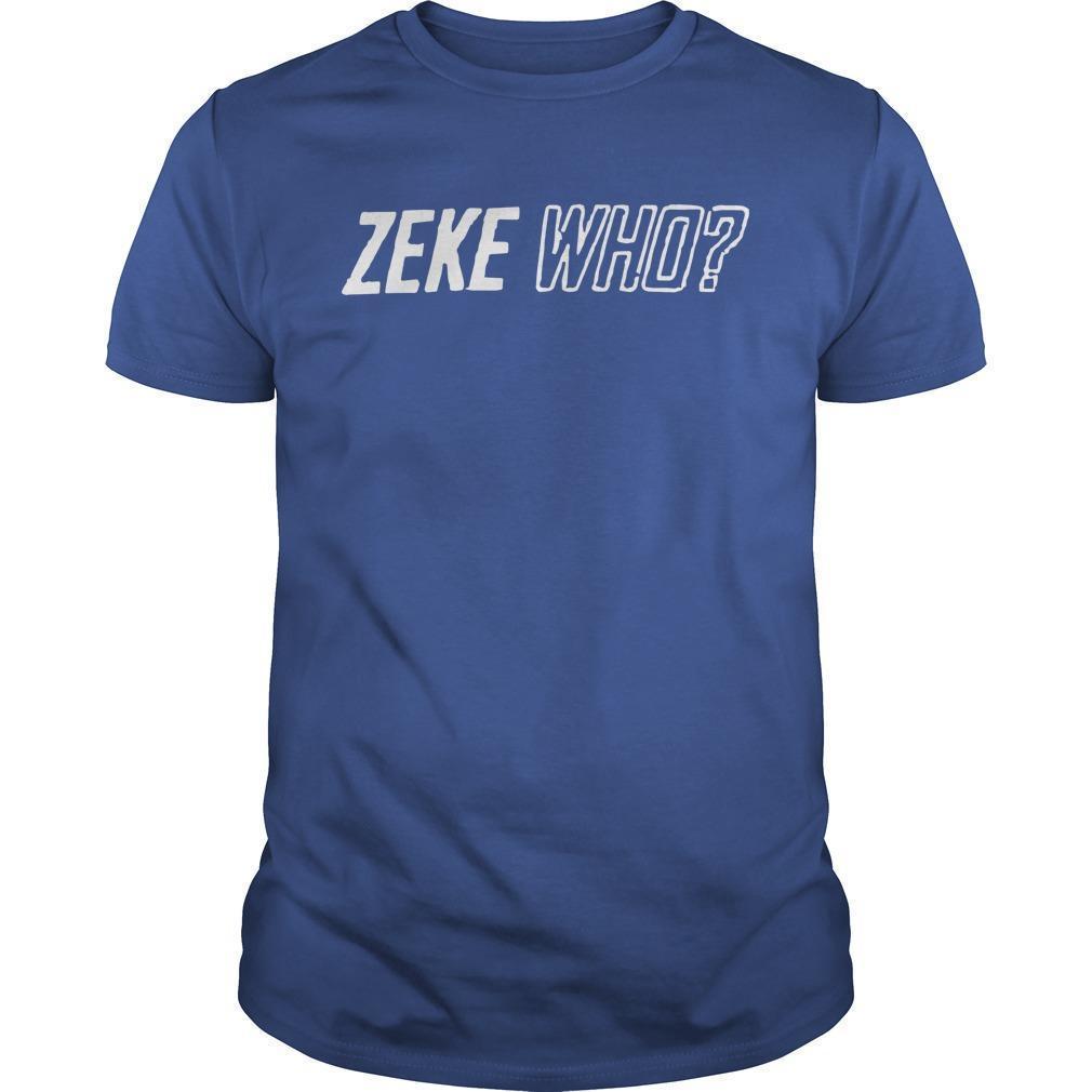 Cousin Sal Zeke Who Shirt