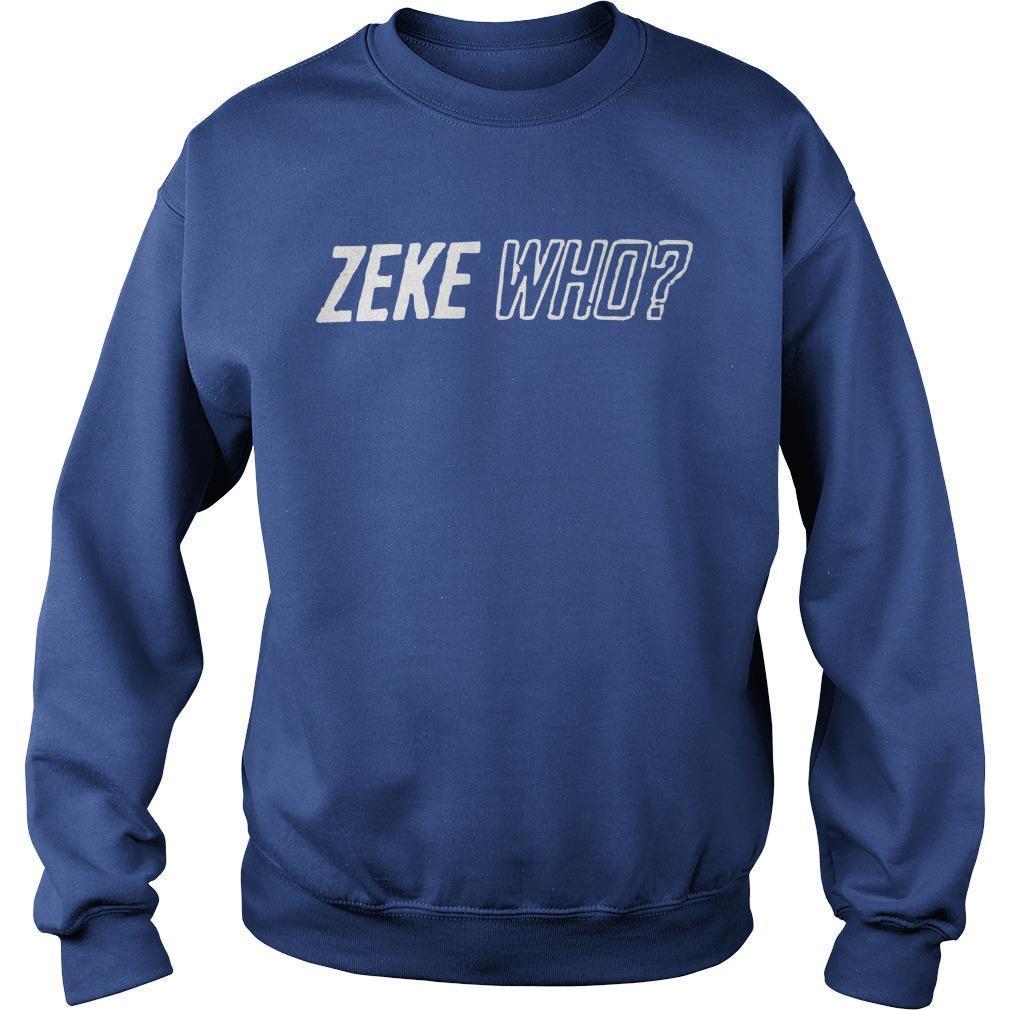 Cousin Sal Zeke Who Sweater