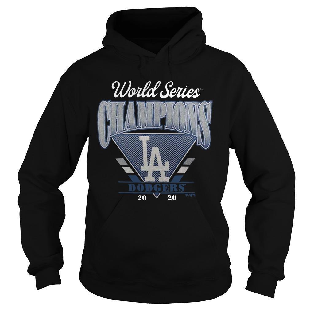 Dodgers 2017 World Series Champions Hoodie