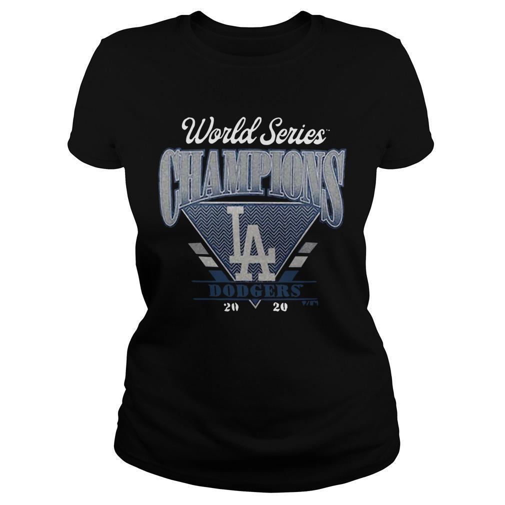 Dodgers 2017 World Series Champions Longsleeve