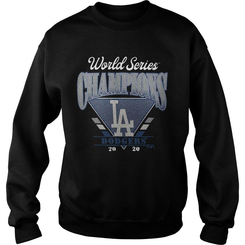 Dodgers 2017 World Series Champions Sweater