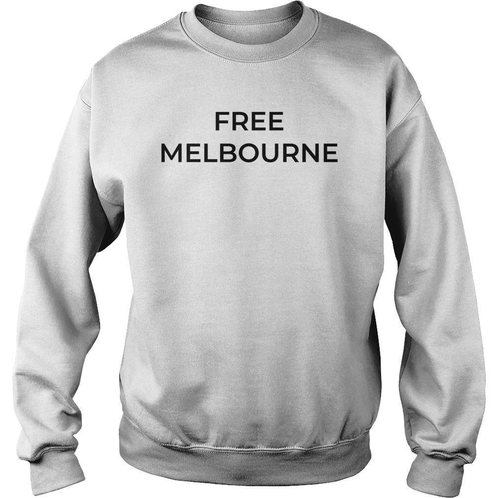 Free Melbourne T Sweater