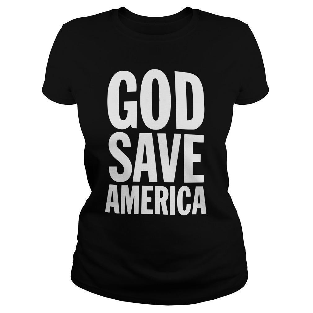 God Save America Kanye 2020 Longsleeve