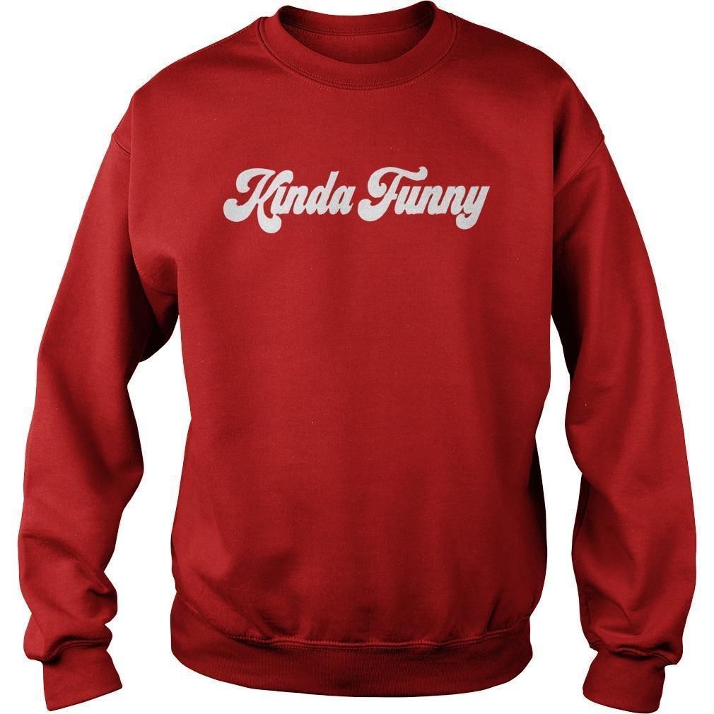 Greg Miller Kinda Funny Sweater
