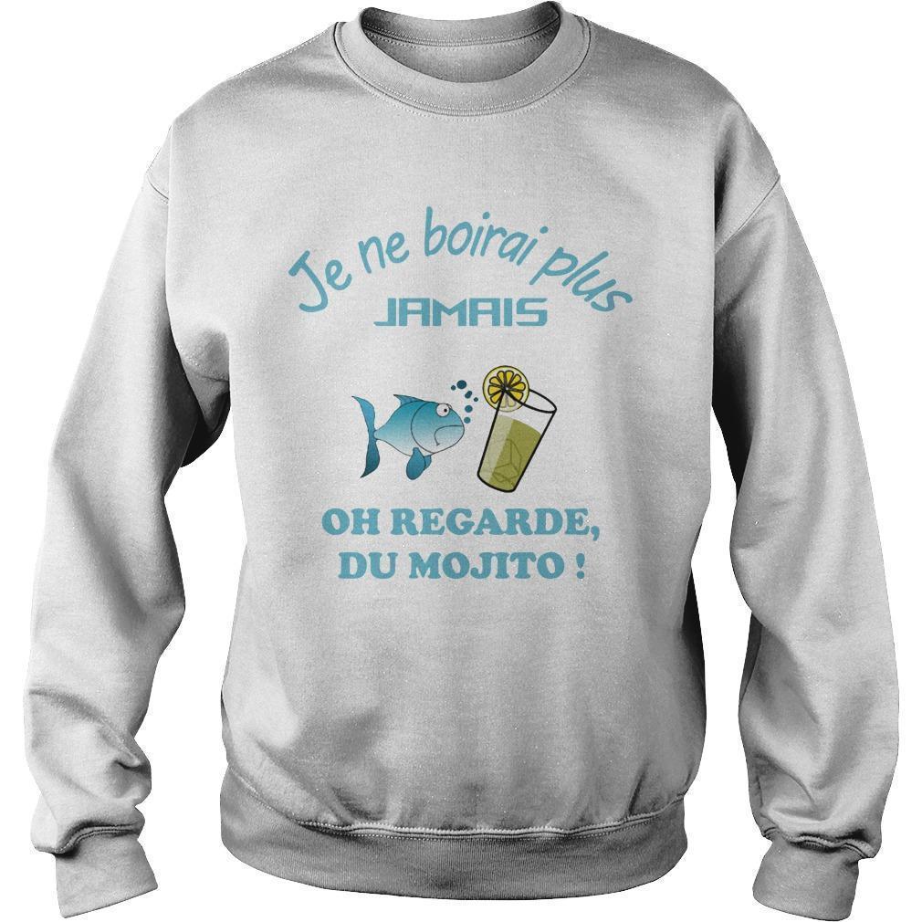 Je Ne Boirai Plus Jamais Oh Regarde Du Mojito Sweater