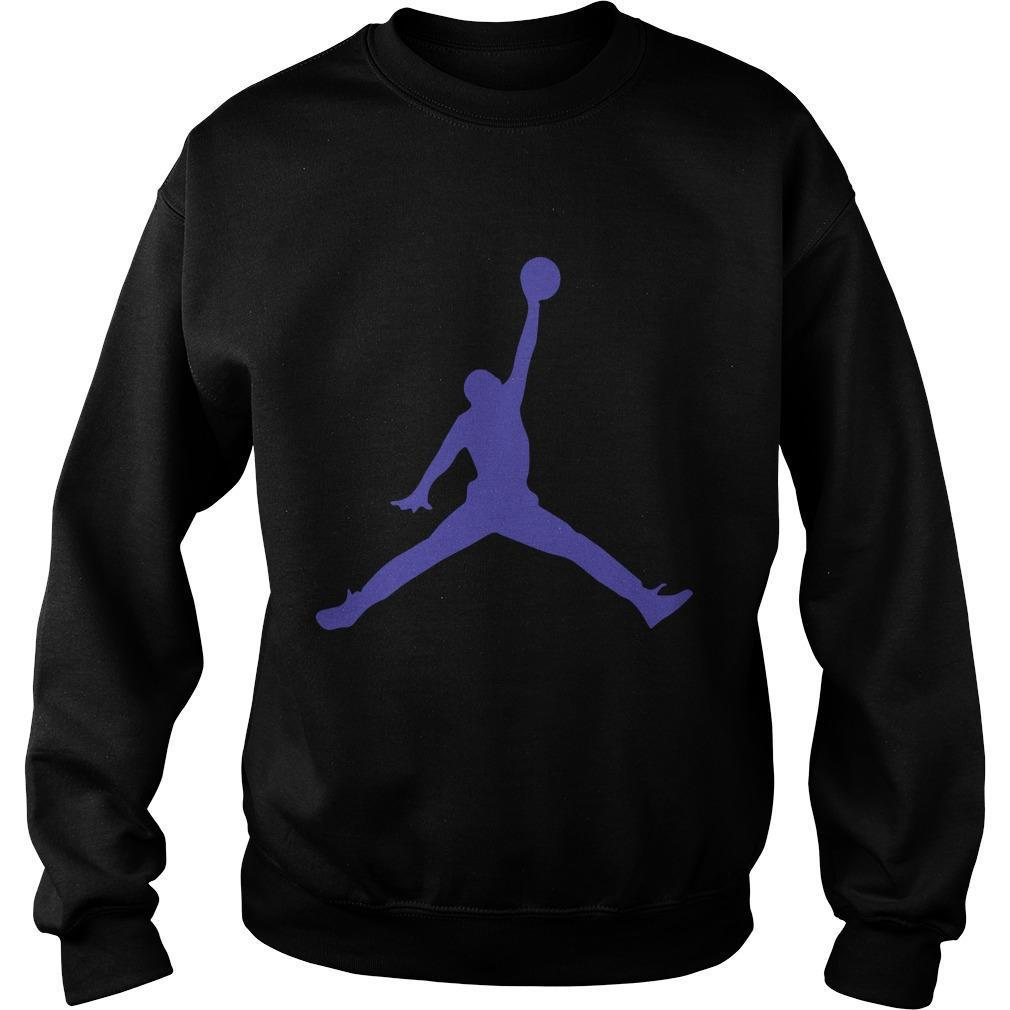 Jordan 12 Dark Concord Sweater