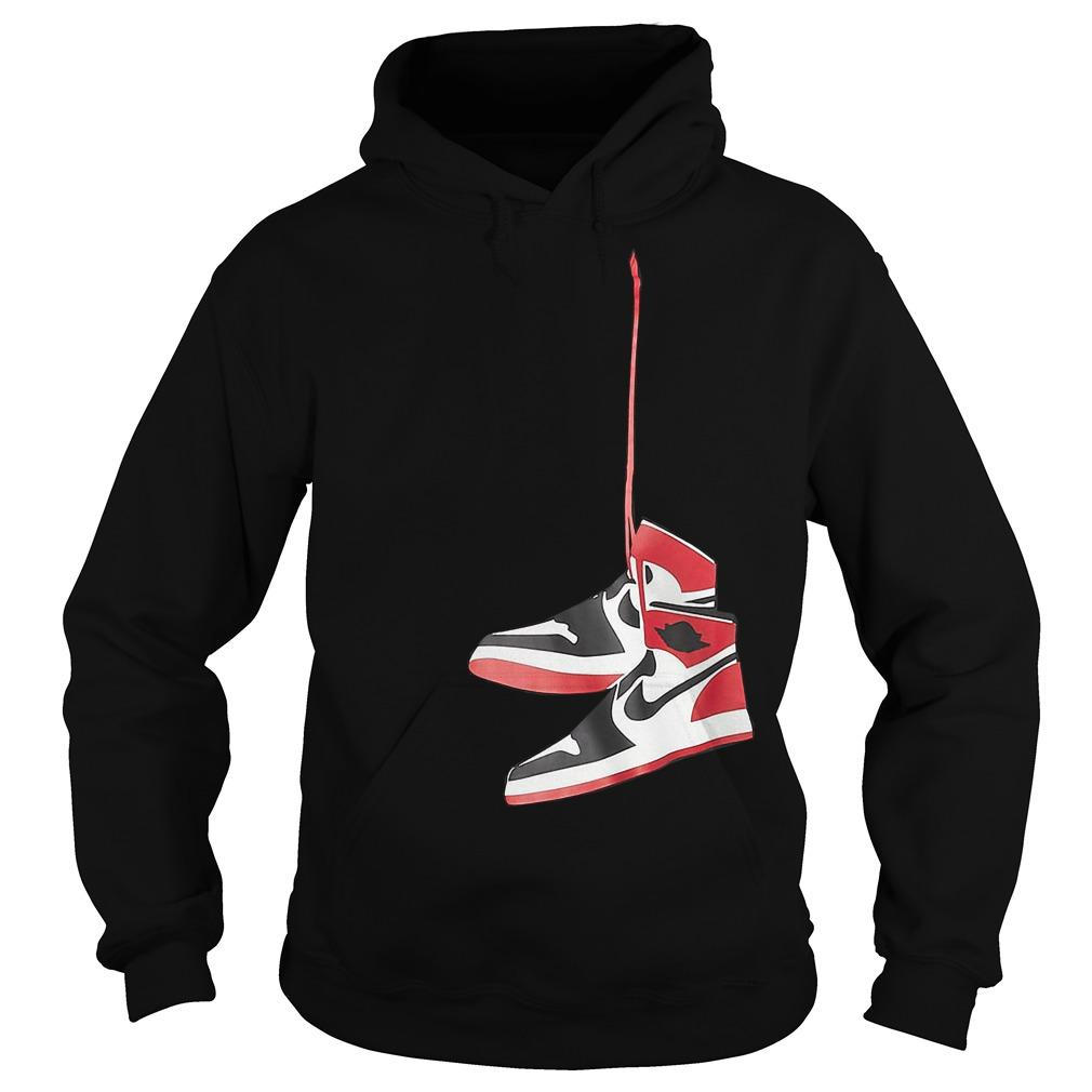 Jordan Aj1 Shoe Hoodie