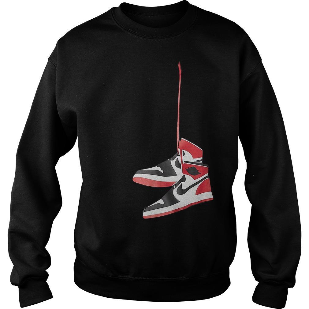 Jordan Aj1 Shoe Sweater