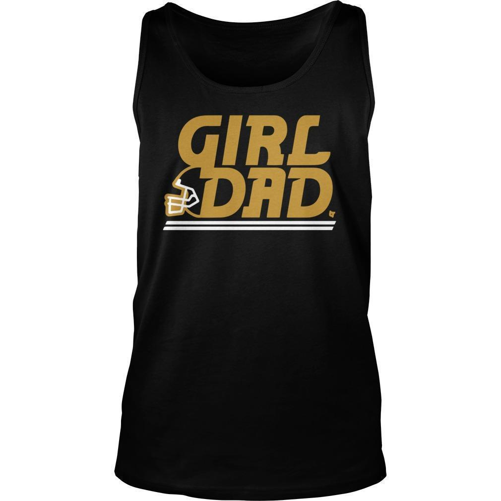 Kansas City Girl Dad Tank Top