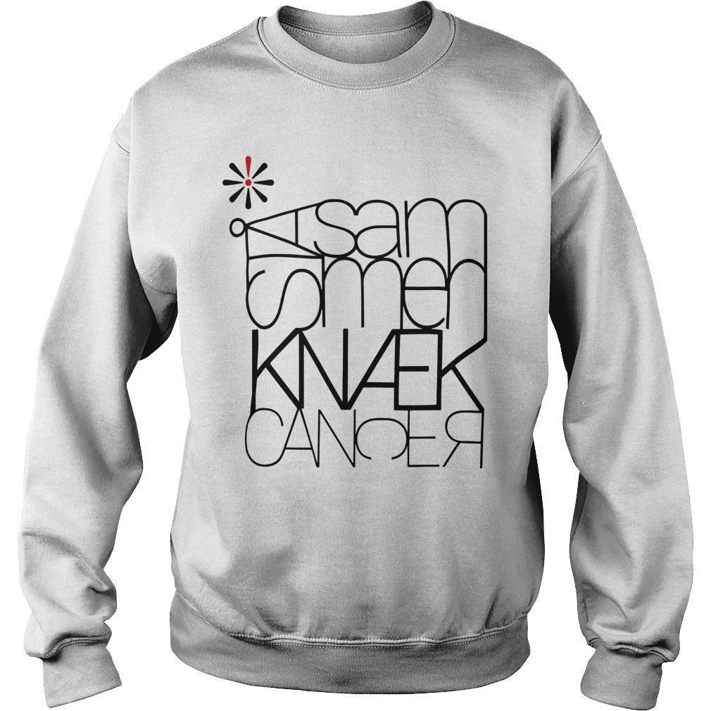 Knæk Cancer T 2020 Boozt Sweater
