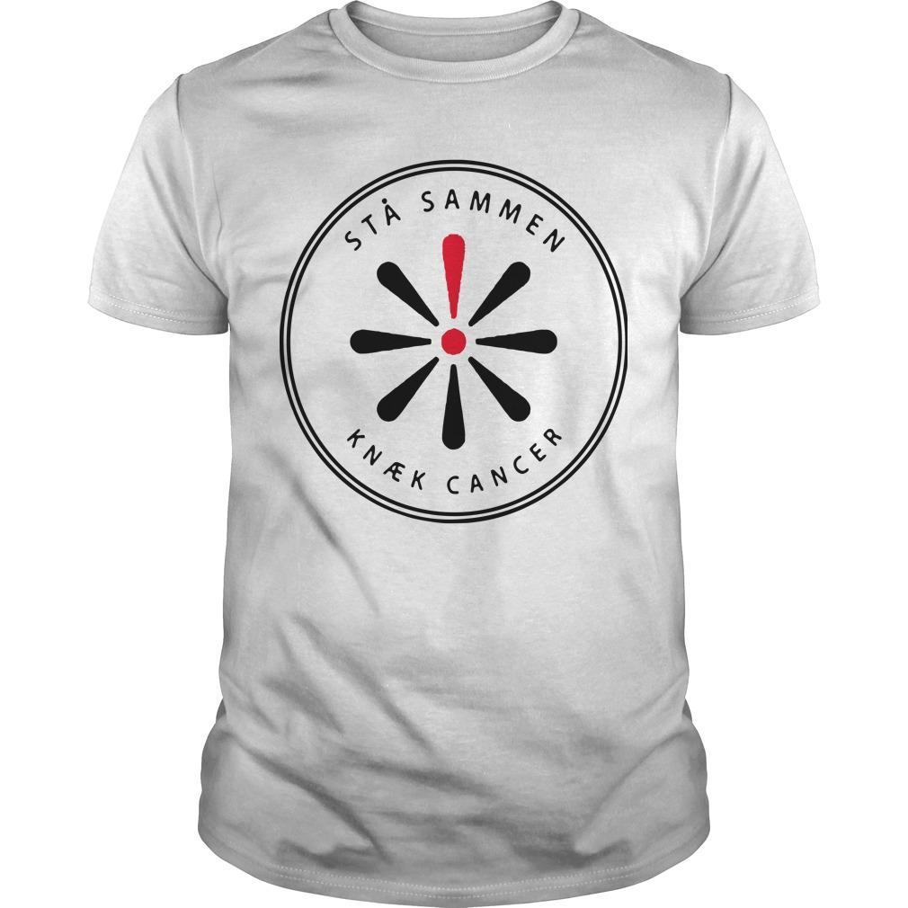 Knæk Cancer T Shirt 2020